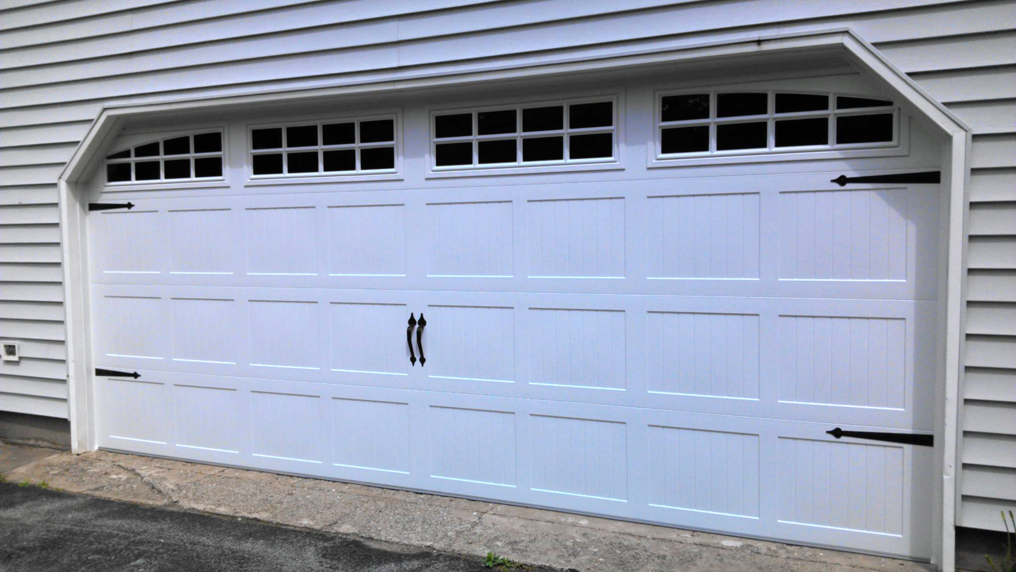 16x7 Overhead Garage Door Holley Ny