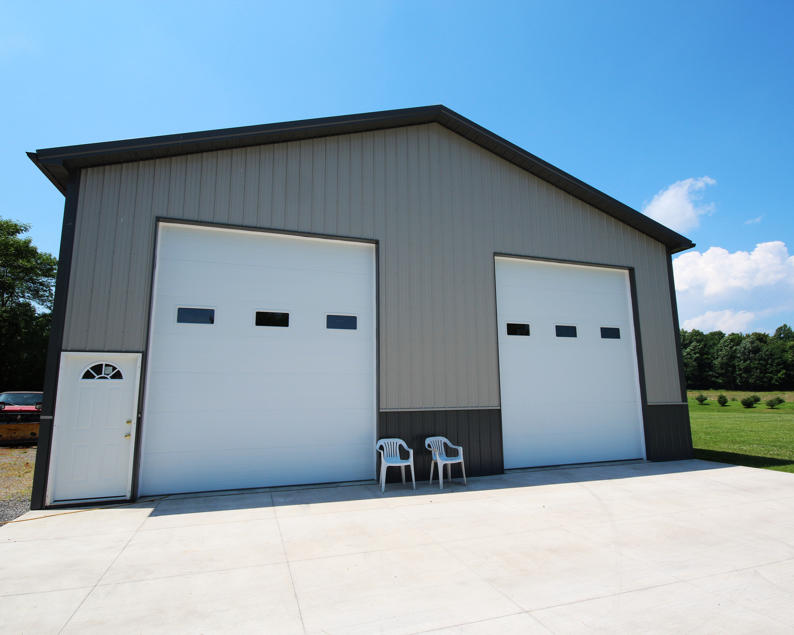 12 X 14 Insulated Garage Door Garage Designs