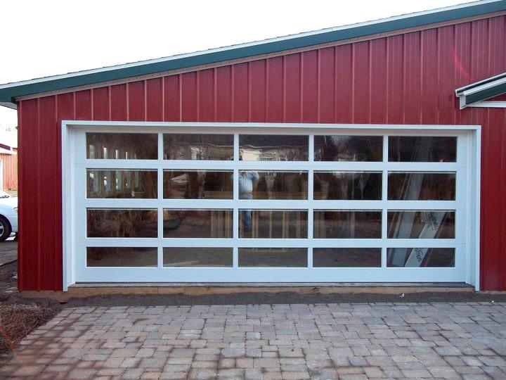 Full View Door Sunrise Door Woodworks