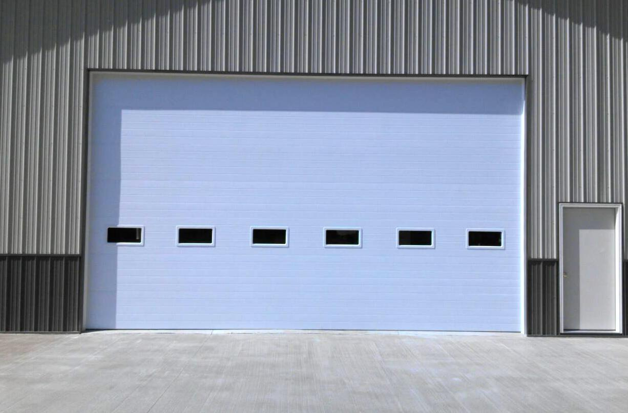 24x14 Commercial Overhead Door