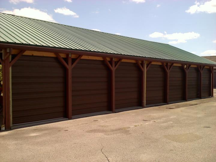 Small Commercial Door Project - Wheatfield NY