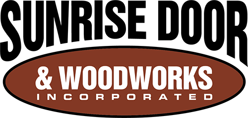Sunrise Door & Woodworks Logo